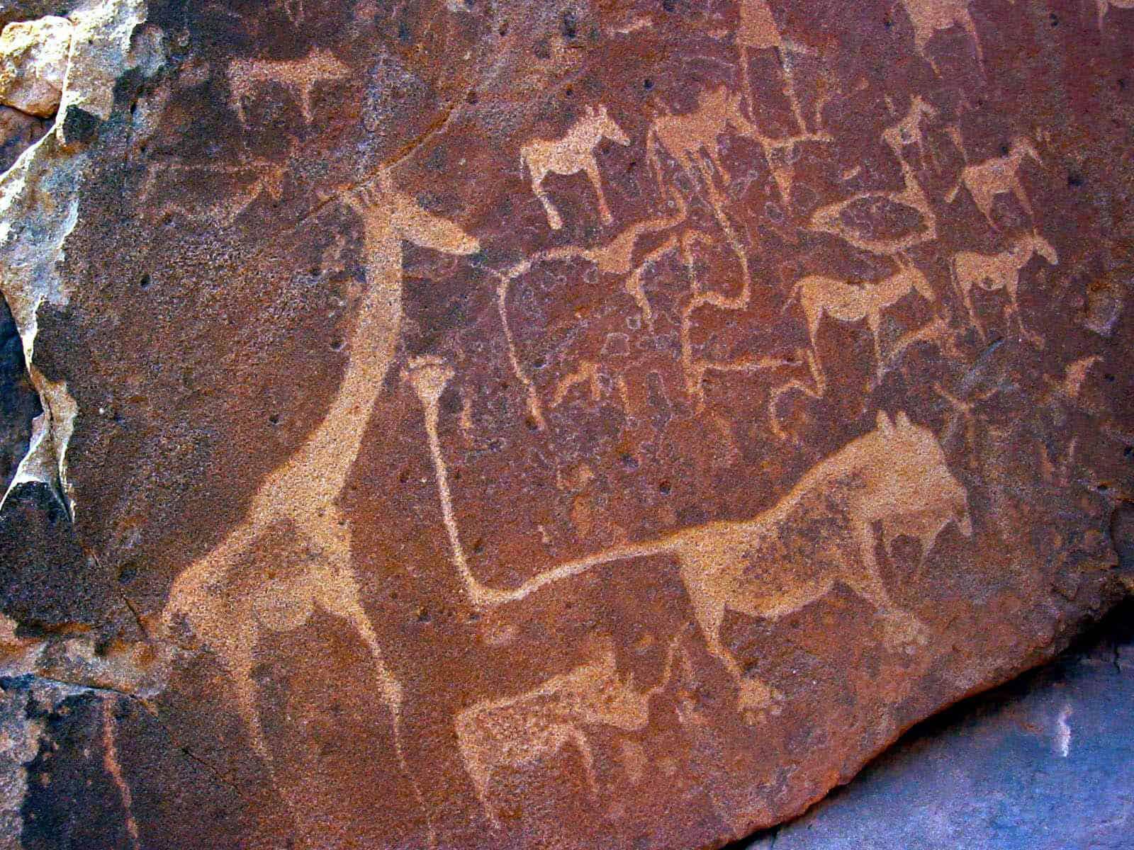 Twyfelfontein World Heritage Site – Bushman Engravings