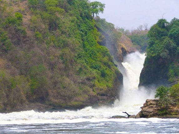 Murchison Falls at Murchison Falls National Park