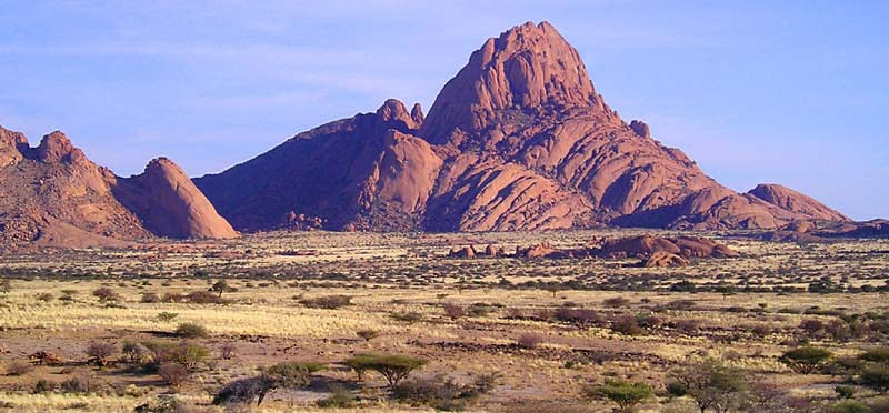 Spitzkoppe – An Ancient Mystery