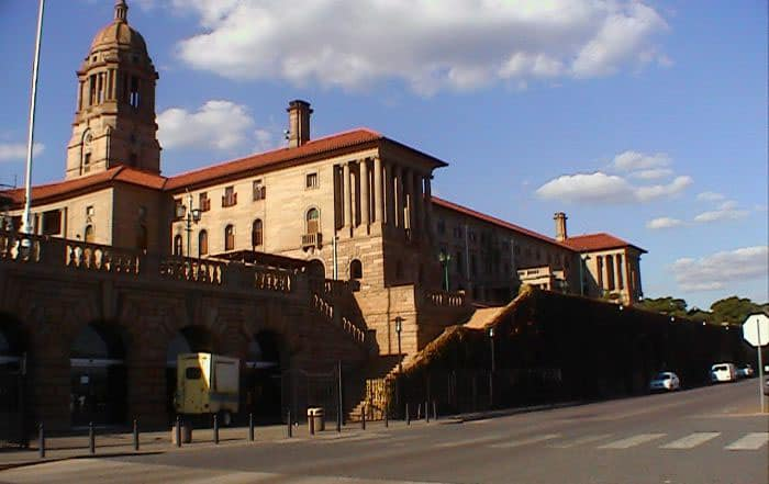Pretoria Buildings