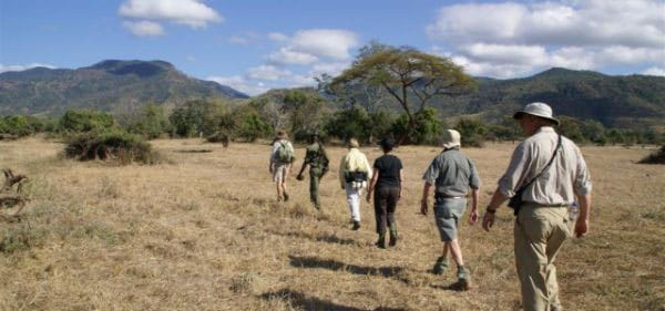 Walk or Hike your way through Africa